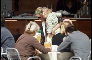 Telma Ortiz : la soeur de Letizia d'Espagne n'arbore pas de tenue royale... mais un amour débordant pour sa fille !