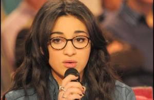 Camélia Jordana à coeur ouvert :