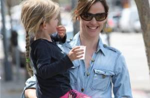 Jennifer Garner : Passez 48 heures dans la vie d'une actrice et maman... de deux adorables chipies !