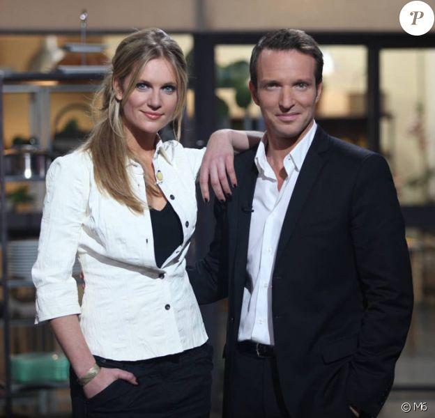 Sandrine Corman et Stéphane Rotenberg présentent Top Chef
