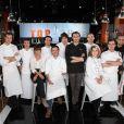 Les douze candidats de Top Chef
