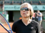 La légende du tennis Martina Navratilova atteinte d'un cancer...