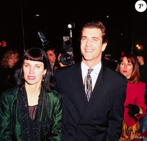 Mel Gibson et Robyn
