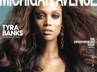 Tyra Banks : Une beauté féline qui n'a pas fini de nous surprendre !
