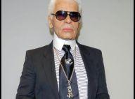 Karl Lagerfeld n'est pas fidèle, la preuve !