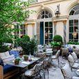 Boutique et Restaurant Ralph's, boulevard Saint Germain à Paris