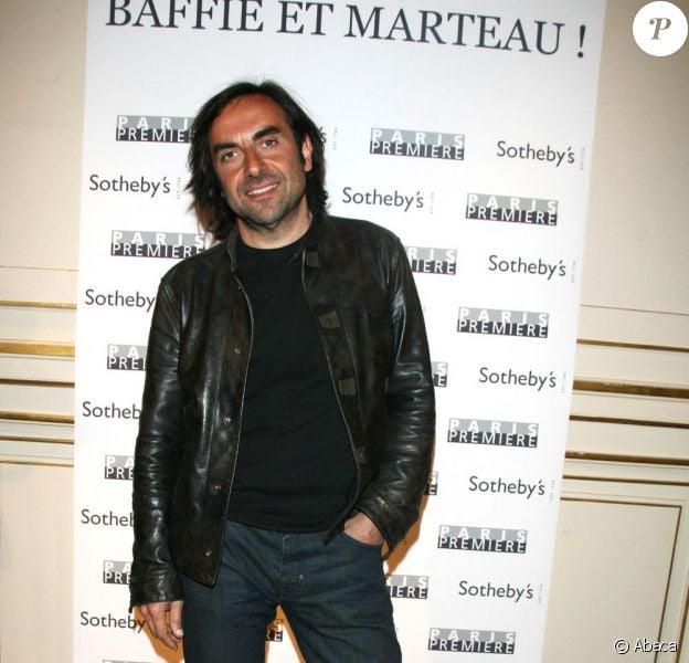 André Manoukian, guest star dans la série Profilage de TF1