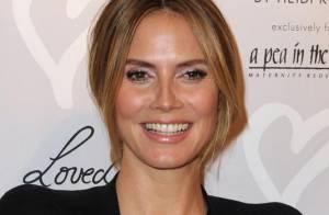 Heidi Klum : Découvrez son nouveau look capillaire qui ne séduit pas tout le monde...