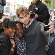 Chace Crawford à Londres le 17 avril 2010