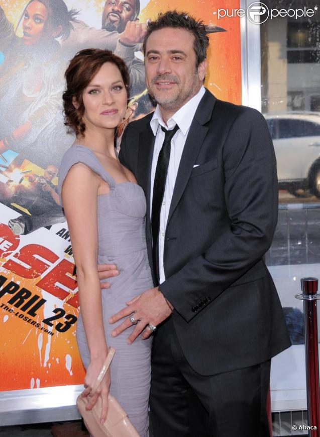 Hilarie Burton couple