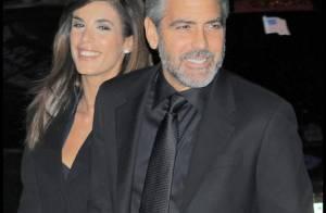 George Clooney, plus amoureux que jamais de son Elisabetta Canalis... en bikini sexy !