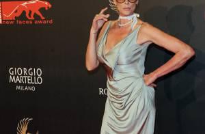 Brigitte Nielsen : Après son passage dans la Ferme Célébrités, elle joue la star sur tapis rouge !