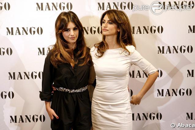 Penelope et Monica Cruz