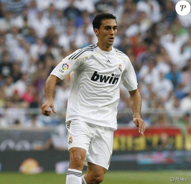 Le joueur de foot Alvaro Arbeloa est devenu papa pour la première fois le 26 avril 2010