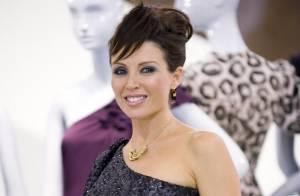 Dannii Minogue : Enceinte de six mois, elle n'arrête pas le business et rayonne de beauté !
