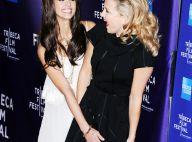 Quand Jessica Alba vient au secours de Kate Hudson... victime d'un coup de vent coquin !