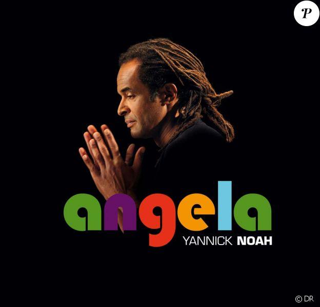Yannick Noah, le nouveau single Angela, attendu le 30 avril 2010 !