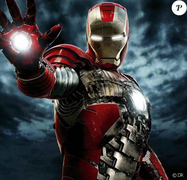 Des images d'Iron Man 2, en salles le 28 avril 2010.
