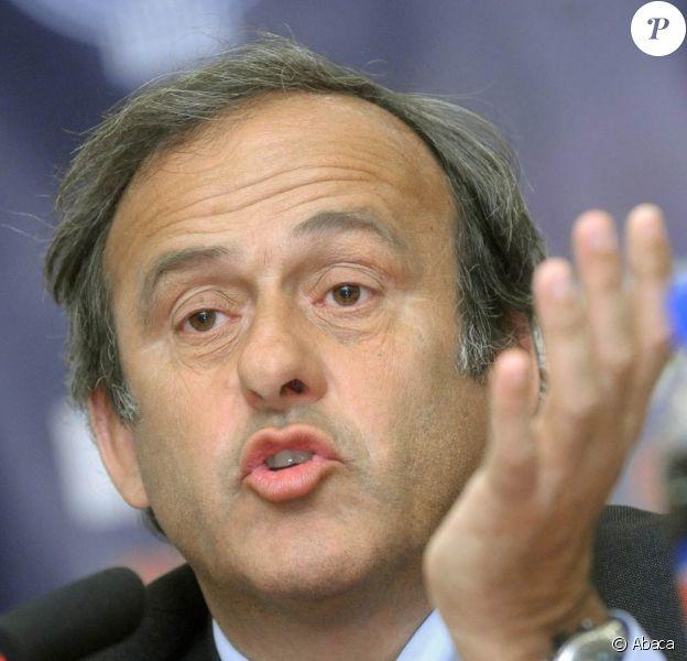 Quand Michel Platini évoque le football français, il n'y va pas avec le dos de la cuillère...