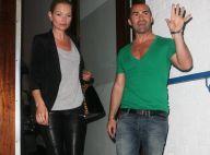 Kate Moss : La belle lookée de la tête aux pieds pour un cours de danse... de luxe !