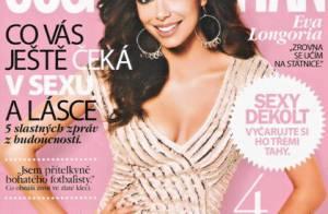 Eva Longoria : La bomba latina est de toute beauté sur papier glacé !