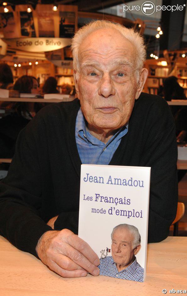 Jean amadou pr sente 39 les fran ais mode d 39 emploi 39 au for Salon pure lons