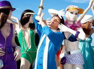 """Regardez Quentin Mosimann enflammer son public avec son nouveau tube sexy : """"Gimme a break"""" !"""