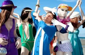 Regardez Quentin Mosimann enflammer son public avec son nouveau tube sexy :