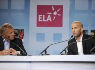 Regardez Zinedine Zidane et Patrick Poivre d'Arvor très élégants pour un JT spécial avec une ex-Miss France !