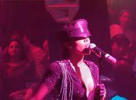 Kelly Rowland : Décolleté indécent et voix divine, regardez-la dévoiler son nouveau tube signé David Guetta !