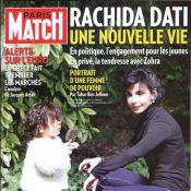 """Rachida Dati nous dévoile sa fille Zohra qui a bien grandi : """"Elle m'a permis de voir la vie autrement"""" !"""
