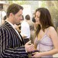 Russell Crowe et Marion Cotillard sur le tournage de A Good Year en janvier 2006
