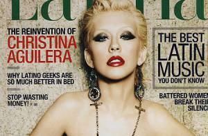 Christina Aguilera : Cette fois-ci, elle a décidé de porter une minirobe...