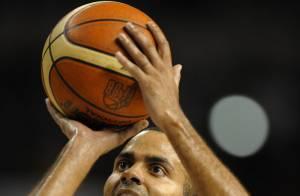 Tony Parker : Il abandonne la France pour les Championnats du monde de basket 2010 !