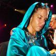 La boxeuse Myriam Lamare au top de sa forme