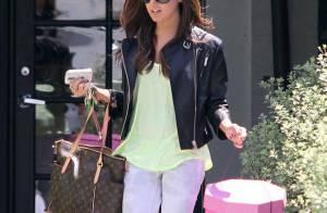 Ashley Tisdale : Lorsque son homme n'est pas là, elle devient... une véritable pretty woman !