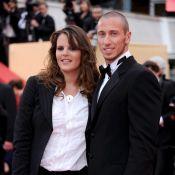 Cannes 2010 - Laure Manaudou et Frédérick Bousquet : de magnifiques jeunes parents sur tapis rouge !