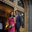 Edouard de Ligne de la Trémoïlle et Isabella Orsini ont eu une petite fille le 12 mai 2010