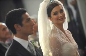 Le prince Edouard de Ligne de la Trémoïlle et Isabella Orsini : Mariés depuis huit mois, les voilà parents !