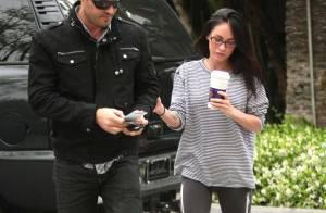 Megan Fox en mode décontracté, Jessica Alba très chic et la bagarre de David Arquette : dans tous leurs états pour les Lakers !