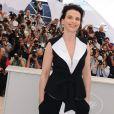 lors du photocall du film de Copie Conforme le 18 mai 2010 dans le cadre du festival de Cannes