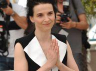 Cannes 2010 - Juliette Binoche expose sa beauté lumineuse... puis fond en larmes !