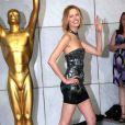 Tapis rouge de la cérémonie des World Music Awards à Monaco le 18 mai 2010 : Karolina Kurkova !