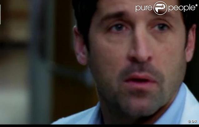 Capture d'écran de Grey's Anatomy