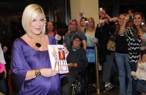 Une petite fille pour Tori Spelling, l'héroïne de Beverly Hills...