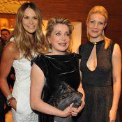 Quand Catherine Deneuve fait la fête avec Gwyneth Paltrow, Kirsten Dunst et Marc Jacobs !