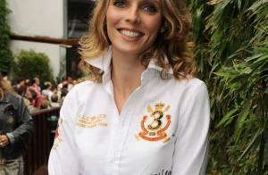 Roland-Garros 2010 - Malgré la pluie, Sylvie Tellier, Vanessa Demouy et son futur mari... étaient de la partie !