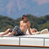 Liam Gallagher et sa femme Nicole Appleton : le rocker aime aussi les vacances de rêve sur un yacht !