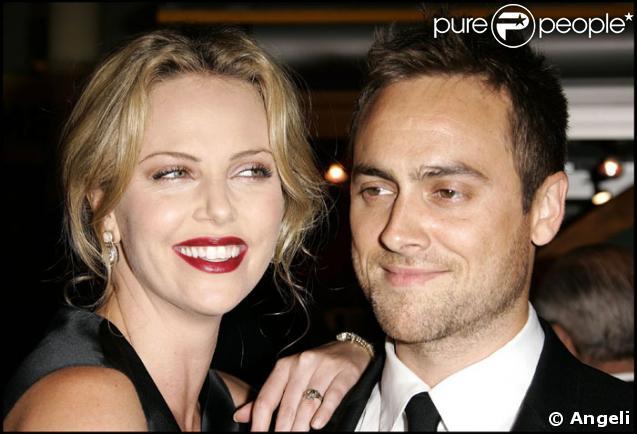 Charlize Theron et Stuart Townsend