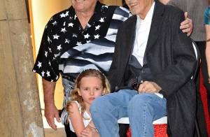 Obsèques de Dennis Hopper : Jack Nicholson et Peter Fonda rendent hommage à leur ami...